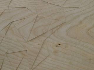 Artefact par A. Lacker - Woodtrack Moderne