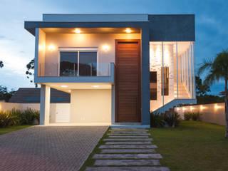 d´ Ornellas Arquitetura e Construção Case moderne