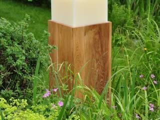 Outdoorkerze 30 x 30 x 22 cm: modern  von Polarlichter-Kerzen,Modern