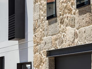 ミニマルな 家 の FPA - filipe pina arquitectura ミニマル
