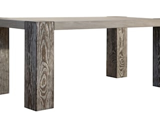 Industrial skandynavian style Altavola Design Sp. z o.o. Living roomSide tables & trays Wood