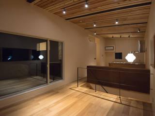 市川設計スタジオ Moderne Wohnzimmer