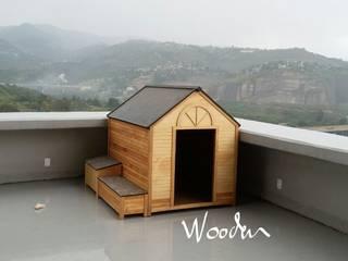 de estilo  de Wooden