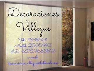 Decoraciones villegas DormitoriosAccesorios y decoración