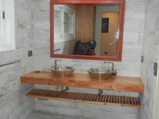 Baños de estilo moderno de Fainzilber Arqts. Moderno