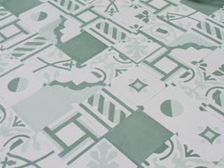 Nowoczesne ściany i podłogi od Romano pavimenti Nowoczesny