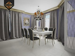 Dining room by Decor&Design, Eclectic