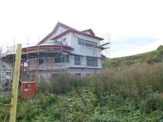 Passivhaus Olaf :  Häuser von Büro für organisches Bauen