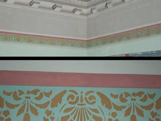 Art'n'Art Studio di Claudia Masini Klasik Oturma Odası