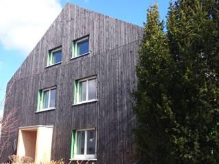 """Energetische Sanierung """"Amt für Ernährung, Landwirtschaft und Forsten Schweinfurt"""":   von Architekten Ingenieure Haas+Haas"""