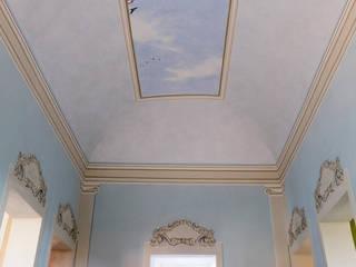 Art'n'Art Studio di Claudia Masini Klasik Koridor, Hol & Merdivenler