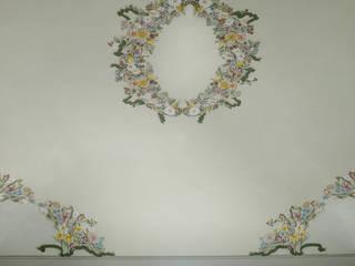 Art'n'Art Studio di Claudia Masini Klasik Çalışma Odası