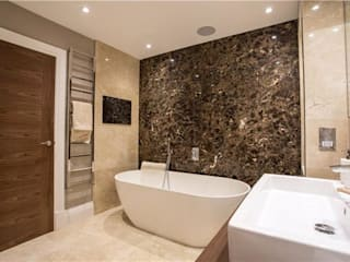 Ascot Luxury Home Quirke McNamara Modern bathroom