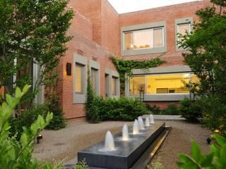 JUNOR ARQUITECTOS Jardines de estilo moderno