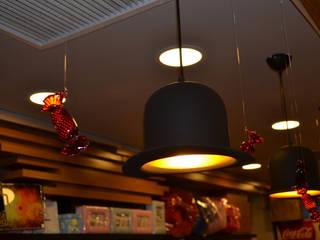 ULUS ORHAN CAFE PATISSERIE Modern gastronomy by Gizem Kesten Architecture / Mimarlik Modern