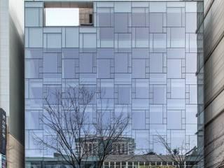 N TOWER GARDEN: (주)나무아키텍츠 건축사사무소의  주택