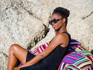 Sitzsack BORI BORI von Afro chic Ausgefallen