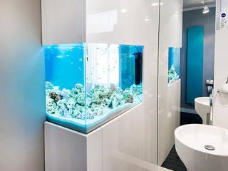 Marynarskie marzenia Nowoczesna łazienka od conceptjoana Nowoczesny