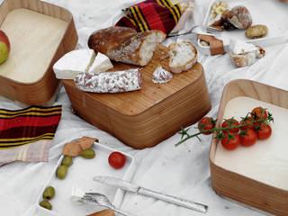 Cocinas de estilo escandinavo de Susanne Roser Escandinavo