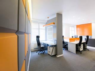 Moderne Bürogebäude von conceptjoana Modern