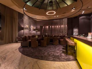 Salon Abendstimung:   von Architekten Ingenieure Haas+Haas