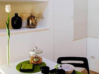 Comedores de estilo minimalista por My Home Attitude - Barbara Sala