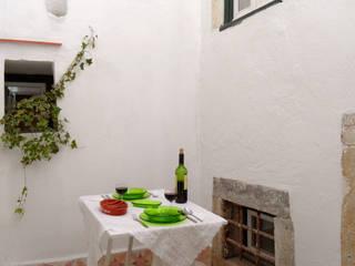 Patios & Decks by BL Design Arquitectura e Interiores, Mediterranean