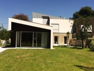 Bárbara abreu Arquitetos Nowoczesne domy