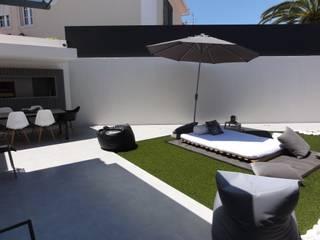Moderne tuinen van ARQAMA - Arquitetura e Design Lda Modern