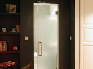 Eclectic style dressing room by BL Design Arquitectura e Interiores Eclectic