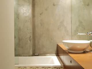 Eclectic style bathroom by BL Design Arquitectura e Interiores Eclectic