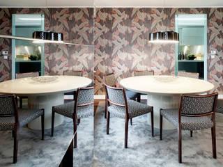 Jorge Cassio Dantas Lda Modern Dining Room