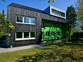 """Energetische Sanierung """"Amt für Ernährung, Landwirtschaft und Forsten Schweinfurt"""" von Architekten Ingenieure Haas+Haas"""