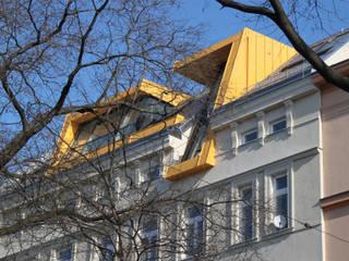 DACHGESCHOSSAUSBAU 1150 WIEN:  Häuser von aichberger architektur ZT