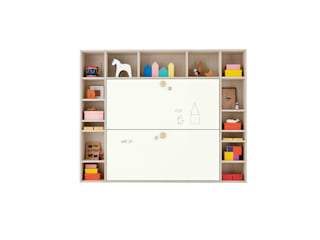 Nidi Nursery/kid's roomStorage White