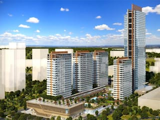 CCT INVESTMENTS – CCT 162 PROJECT NEW LAUNCHING PROJECT IN BEYLIKDUZU:  tarz Evler,