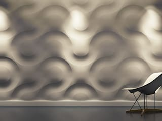 Plaster Panels 3D Loft Design System, Decors 1-10 Modern Walls and Floors by DecoMania.pl Modern