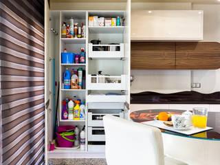 modern  door COCINAS CASTILLO, Modern MDF