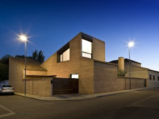 daniel rojas berzosa. arquitecto Mediterranean style house