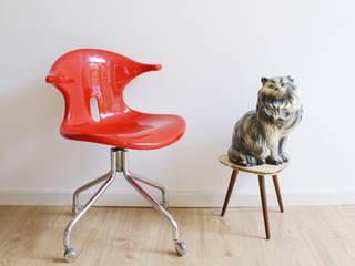 Toffe vintage meubels en retro design van Flat sheep Industrieel