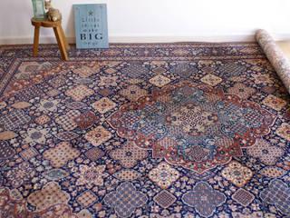 Vintage kleden en Perzische tapijten van Flat sheep Aziatisch