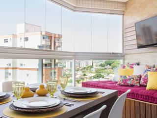 Apartamento decorado Veredas 2 por Renata Neves Clássico
