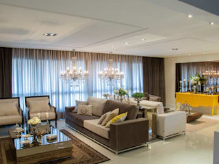 Michele Moncks Arquitetura Living room