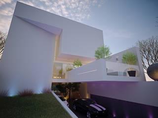 Casas de estilo minimalista de 21arquitectos Minimalista