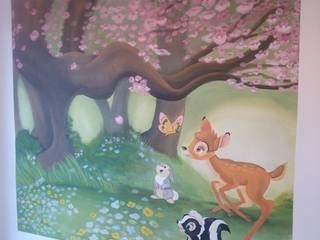 Decoración mural Habitación Infantil de TRIFON MAYNOU
