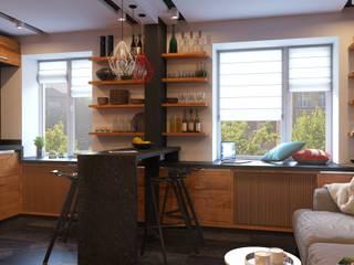 GP-ARCH ห้องครัว