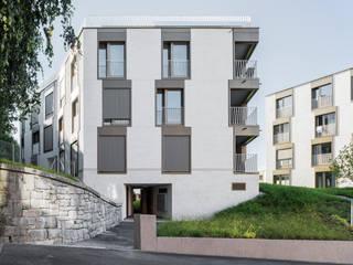 Cresta Park, Zürich Moderne Häuser von Schneider Gmür Architekten Modern
