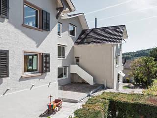 Weinbergstrasse Winterthur Moderne Häuser von Schneider Gmür Architekten Modern