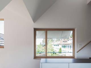 Weinbergstrasse Winterthur Moderne Küchen von Schneider Gmür Architekten Modern