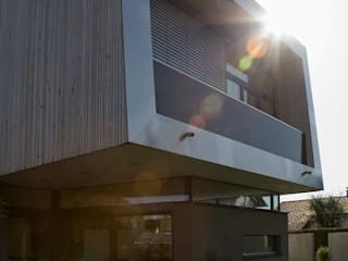 EFH Schähle Moderne Häuser von benjamin miatto Architektur+Gestaltung Modern
